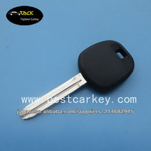 Factory Price key fob transponder with 4C chip for Toy43 no logo transponder key toyota key