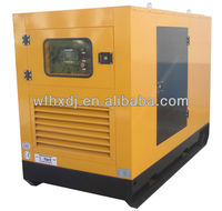 CE ISO Ricardo 35kw generating set with very good price