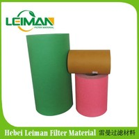 air filter paper pore size