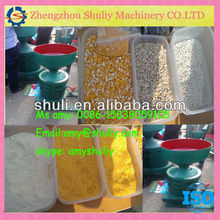 Hot sale grain/maize /wheat/barley/rice/corn/broomcorn peeling machine 0086-15838059105