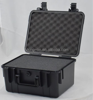 IP67 Small Hard Gun Case / ammo can / military plastic case box HIKINGBOX HTC007