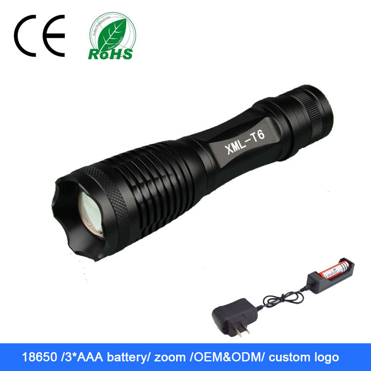 UltraFire 5-Mode cree xml l2 <strong>u2</strong> cree <strong>led</strong> flashlight 2000 lumens