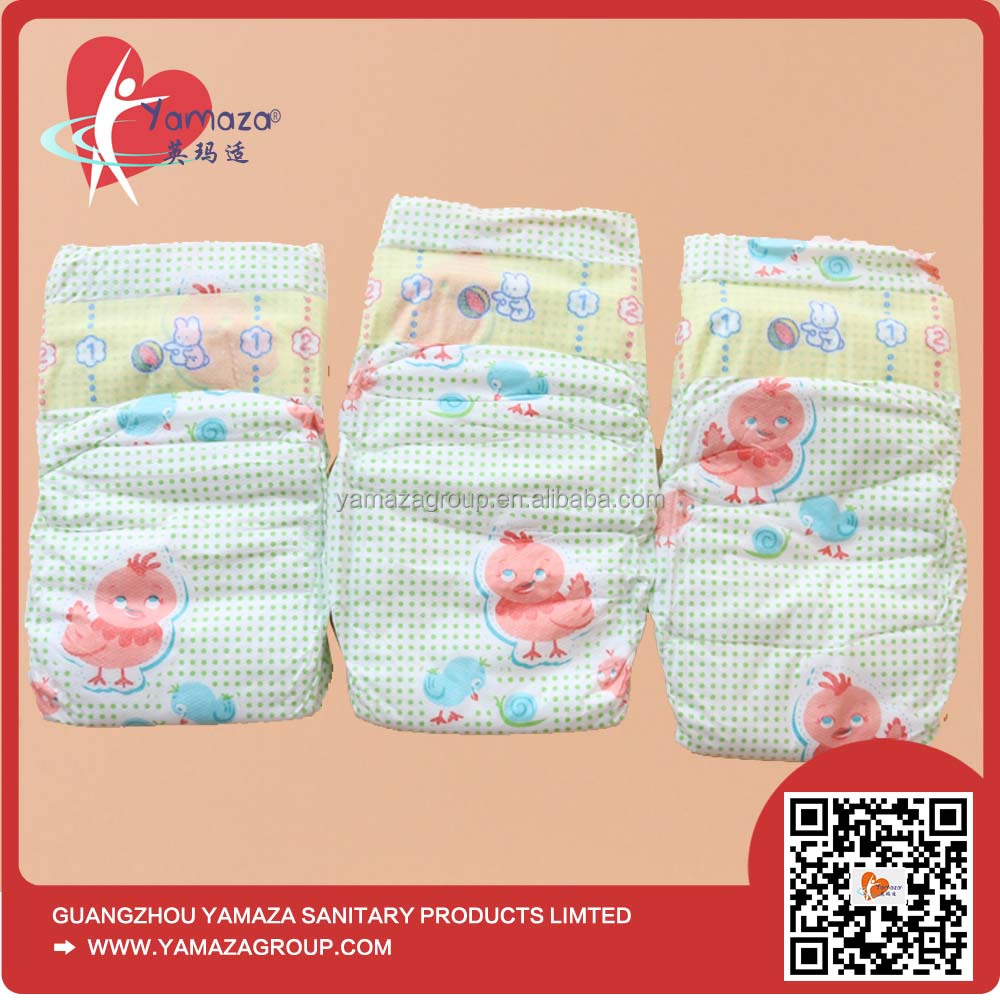 High Quality disposable baby diapers wholesale
