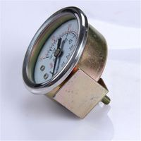 Industrial Durable Light Weight Easy To Read Clear Caterpillar Hydraulic Pressure Gauge
