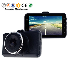 3.0 inch popular design 160 degree with g-sensor car dash camera DVR cams