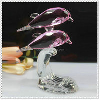 Crystal Dolphin Wedding Favors Crystal Figurine For Decoration & Gifts