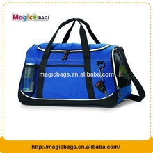 Sport duffel 600D polyester travel bag for promotion