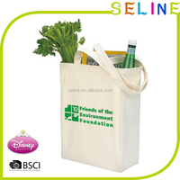 Recyclable promotional eco friendly wine bag