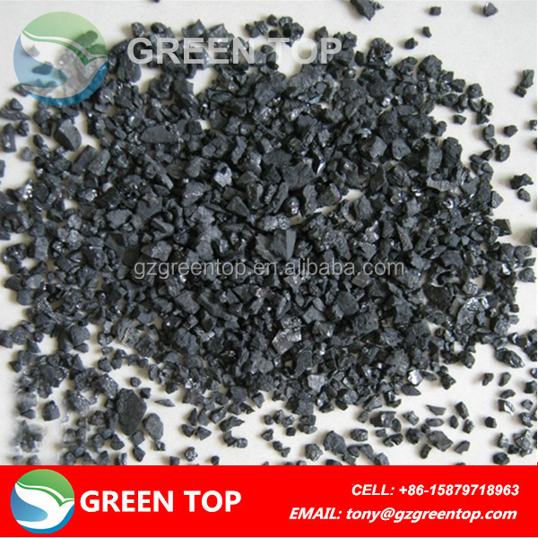 Coconut shell activated carbon for drinking water decoloration/purification