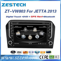 car multimedia for VW JETTA car multimedia system with 2 din touch screen dvd gps 2013 ZT-VW803