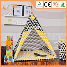 Environment Friendly kids pop up teepee tent