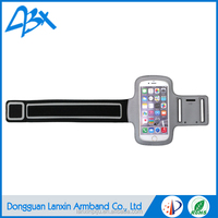 Mobile Phone Accessories running sports elastic velcro armband for iPhone 6/6S