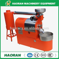 2014 hot sale peanut/sesame/coffee bean stainless roaster/roasting machine