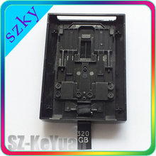 Top Quality Video Game HDD Shell for XBOX360 Slim