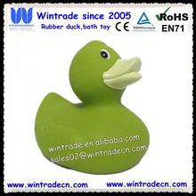 pvc vinyl toys factory/making vinyl toys/3D duck vinyl toy