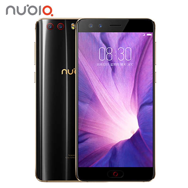 Original Nubia Z17 Mini S 6GB 64GB original Mobile Phone Octa core 5.2'' Android 7.1 Dual Front Rear Camera NFC Fingerprint