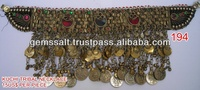 Old, antique Afghan kuchi Jewellery, nose rings, ear ring, coins head piece, medals, tikka, bracelet necklaces,