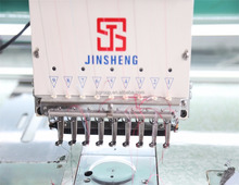 912 915 semi high speed computerized embroidery machine price in india for sale