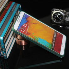 Top quality Wholesales Alibaba wholesale aluminum Bumper for samsung galaxy Note 3 n9006 new style case available