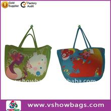 Large canvas beach bags