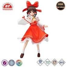 Custom Made High Quality Japanese Anime Beautiful Girl Inuyasha Action Figure