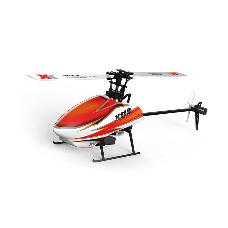 WL toys middle size single blade 2.4G 4 channel rc helicopter