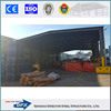 prefabricated light steel structure metal storage buildings