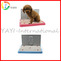 Indoor Simulation Wall Puppy Toilet for Male Dog Pee Training Pad