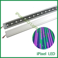 programmable outdoor use ws2812b bar led light 60 LEDs/m