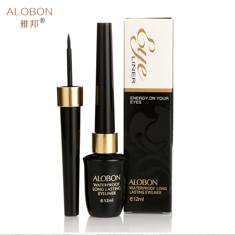 12ml Eyeliner Liquid Black Eyeliner Waterproof Liquid Make Up Beauty Comestics fast dry teachnology charming eyes