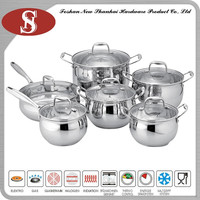 12Pcs Newest german kitchenware and cookware