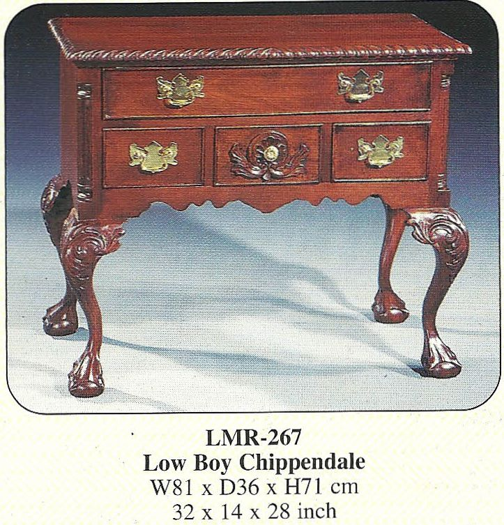 Low Boy Chippendale