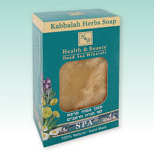 H&B - Health and beauty dead sea minerals - Kabala herb soap 100gr