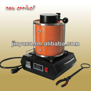 small gold melting furnace for gold melting