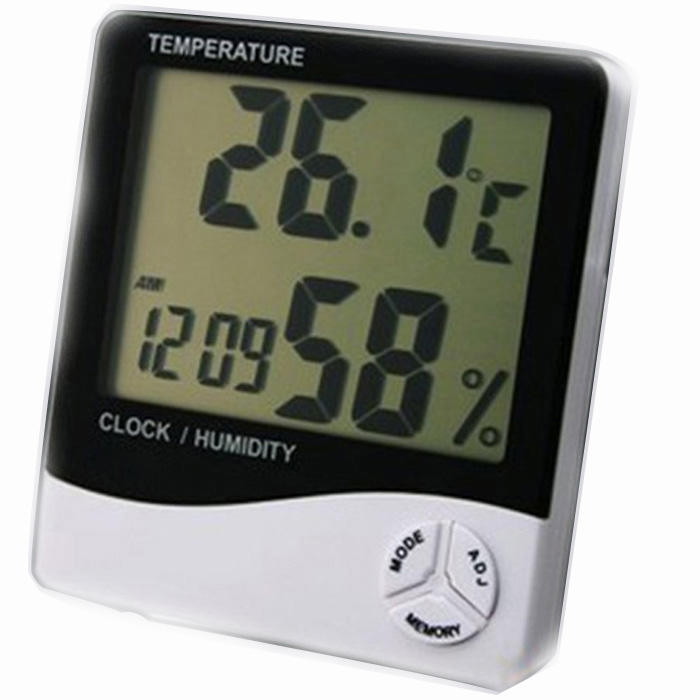 Desktop thermometer hygrometer ,h0tUVU thermometer hygrometer digital probe for sale