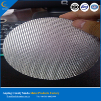 stainless Steel Wire Mesh Filter Made in China