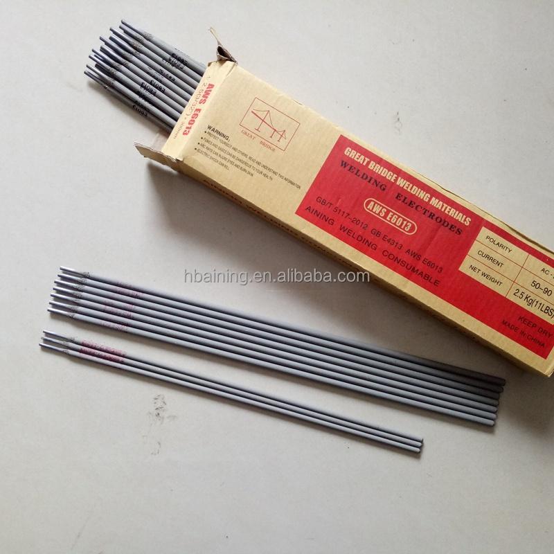 Rutile Welding Electrode Box / Welding Rod 6013 - Buy Welding Electrode  Box,Rutile Welding Electrode,Welding Rod E6013 Product on Alibaba.com