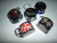 drum key chains