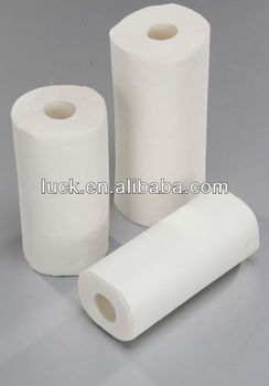 a wood pulp material massage kitchen paper towel