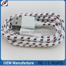 Wholesale hot sale new design micro usb cable 2014 for Samsung
