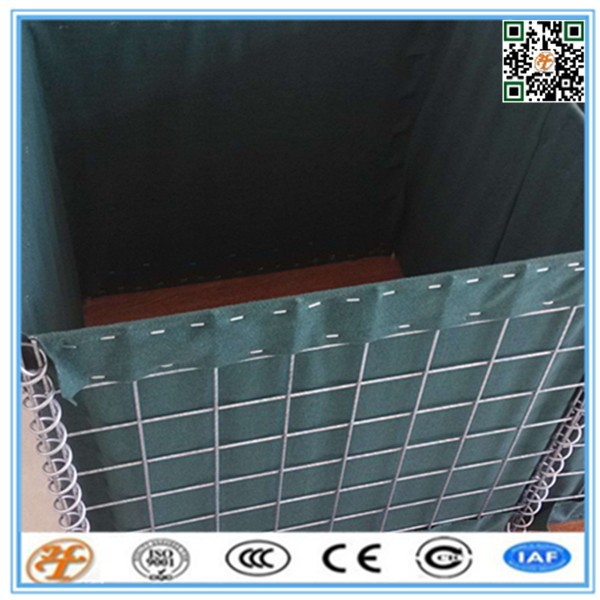 Widely Used Geotextile Hesco Bastion With High Quality (Direct Factory)