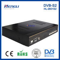 best disign DVBS2 full hd satellite digital receiver