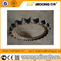heavy equipment spare parts PC300-2 segment group sprocket teeth 207-27-21311in stock
