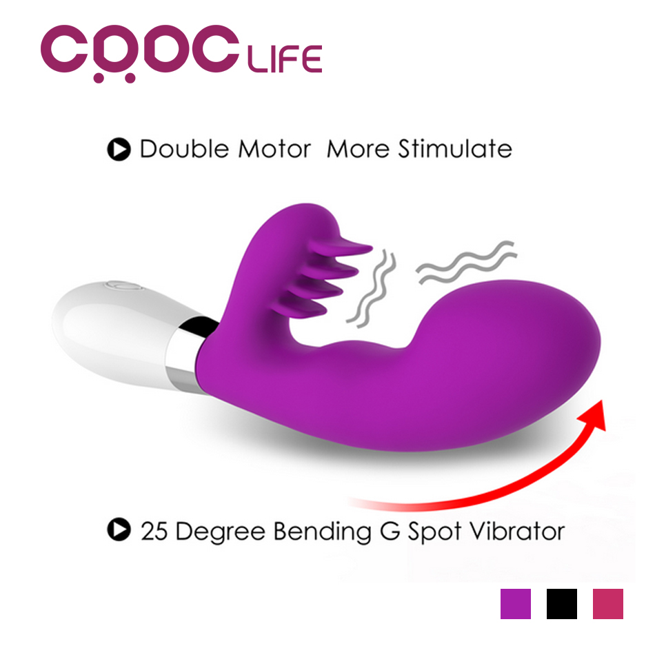 CRDC 2016 Hot 36 Speeds G Spot Vibrator Waterproof Oral Clit Adult Vibrators Massager Sex Toys for Women 100% High Quality