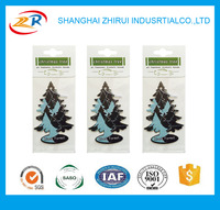 strongly recommend christmas tree Shape Paper Air Freshener for car