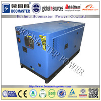 China Weichai Engine Silent Type Generator Head 20kw