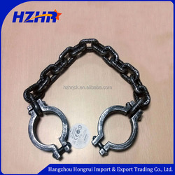 Halloween costume accessories halloween small chain 13 rings plus hand locks