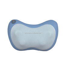Portable Heated Massage Pillow/Car Home and Office Using Massager