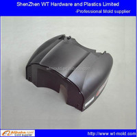 custom top casing plastic injection molding