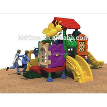 outdoor plastic playsets for kids